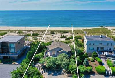 Westhampton Single Family Home For Sale: 657 Dune Rd