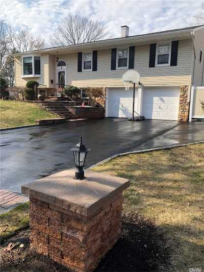 Commack Single Family Home For Sale: 9 Dewey Rd