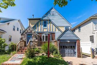 Long Beach NY Single Family Home For Sale: $723,000