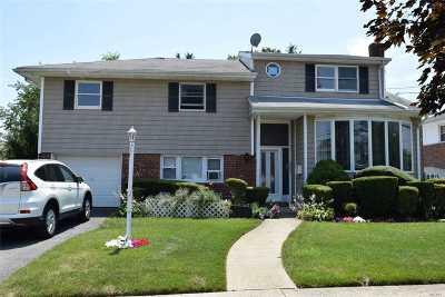 N. Bellmore Single Family Home For Sale: 2666 Columbus Ave