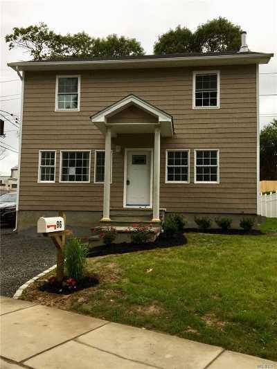Huntington Sta NY Single Family Home For Sale: $479,000
