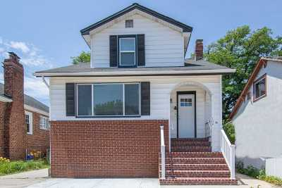 Long Beach NY Single Family Home For Sale: $574,000
