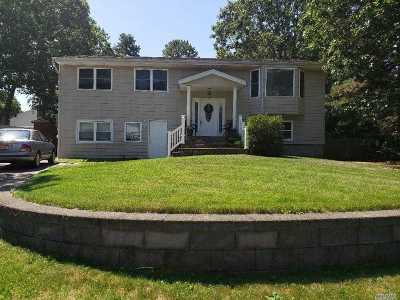 Selden Single Family Home For Sale: 6 Crescent St