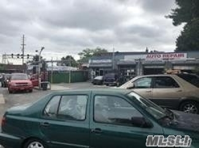 Kew Gardens Commercial For Sale: 125-24 Metropolitan Ave