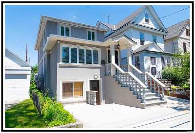 Kew Gardens Single Family Home For Sale: 124-11 85 Ave