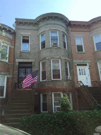 Brooklyn Multi Family Home For Sale: 538 72 St