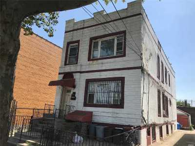 Queens County Multi Family Home For Sale: 37-11 59th St