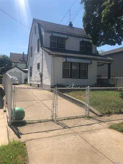 Queens Village Single Family Home For Sale: 109-24 216th St