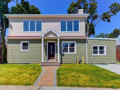 N. Bellmore Single Family Home For Sale: 1707 Bellmore Ave