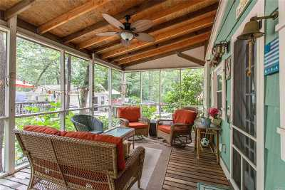 Baiting Hollow Single Family Home For Sale: 21 Anchor Path