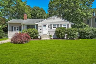 Sayville Single Family Home For Sale: 45 Lumur Dr