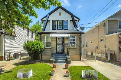 Queens Village Single Family Home For Sale: 89-89 218 Street