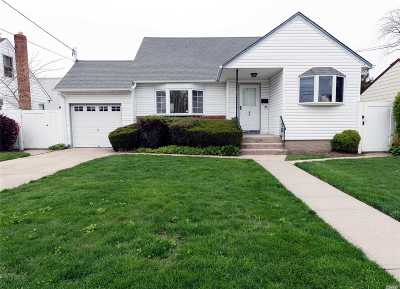 Massapequa Single Family Home For Sale: 85 Bernard