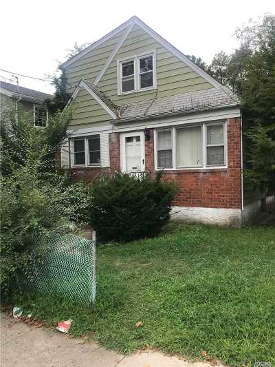 Jamaica Multi Family Home For Sale: 11628 194th St