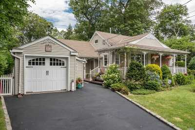 Wantagh Single Family Home For Sale: 1580 Henry Rd