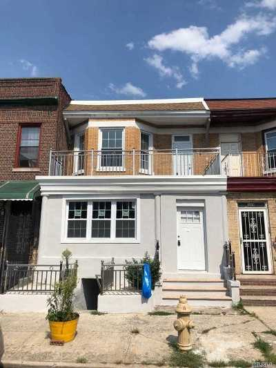 Brooklyn Multi Family Home For Sale: 323 E 26th St