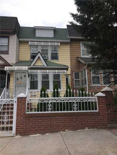 Single Family Home For Sale: 30-29 92 St