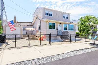Long Beach NY Single Family Home For Sale: $569,000