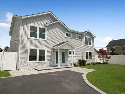 Levittown Single Family Home For Sale: 67 Hamlet Rd