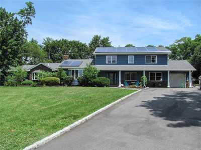 Commack Single Family Home For Sale: 8 Caramel Ct
