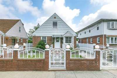 Queens Village Single Family Home For Sale: 227-39 111 Ave