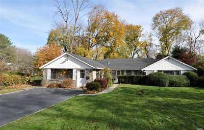 Huntington Single Family Home For Sale: 118 Nassau Rd