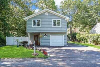 Mastic Single Family Home For Sale: 46 Patchogue Ave