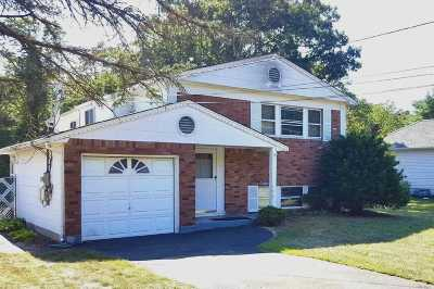 Ronkonkoma Single Family Home For Sale: 1030 Terry Rd