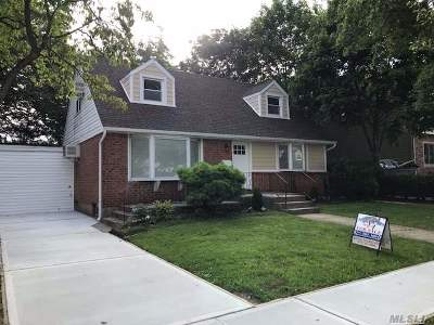 East Meadow Single Family Home For Sale: 153 Betty Rd