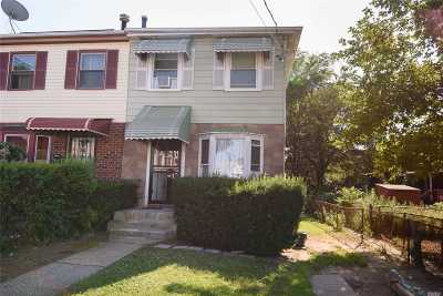 Queens County Single Family Home For Sale: 11412 157th St