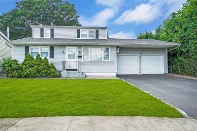 Massapequa Single Family Home For Sale: 15 Bernard St