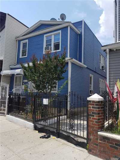 Jamaica Multi Family Home For Sale: 8792 144th St