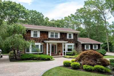 Dix Hills Single Family Home For Sale: 22 Cobblers Ln