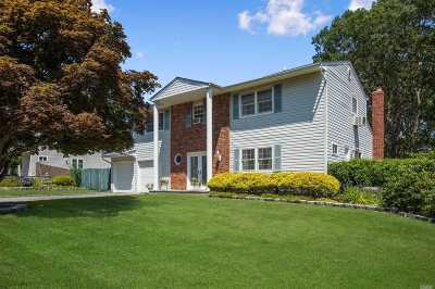 Farmingville Single Family Home For Sale: 5 Bari Ln