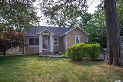 West Islip Single Family Home For Sale: 225 McCall Ave