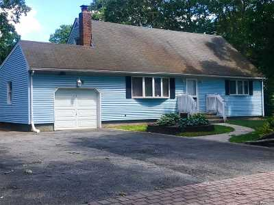 Sayville Single Family Home For Sale: 523 Spruce Ave
