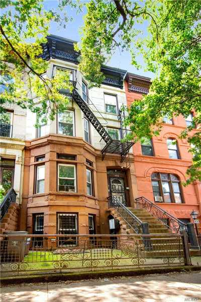 Brooklyn Multi Family Home For Sale: 702 Greene Ave