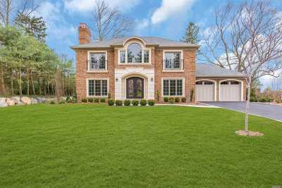 Manhasset NY Single Family Home For Sale: $3,248,000