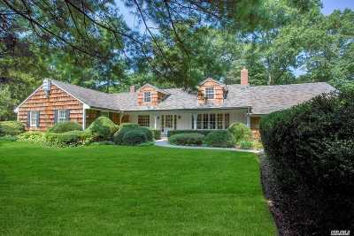 Manhasset NY Single Family Home For Sale: $1,998,000