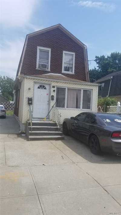 Jamaica Single Family Home For Sale: 165-30 145th Ave