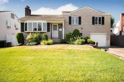 Massapequa Single Family Home For Sale: 554 Syracuse Ave