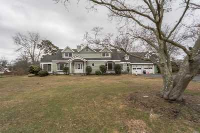 Oakdale Single Family Home For Sale: 48 Twin River Dr
