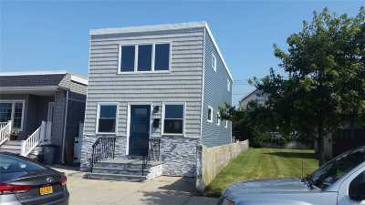 Long Beach NY Single Family Home For Sale: $584,000