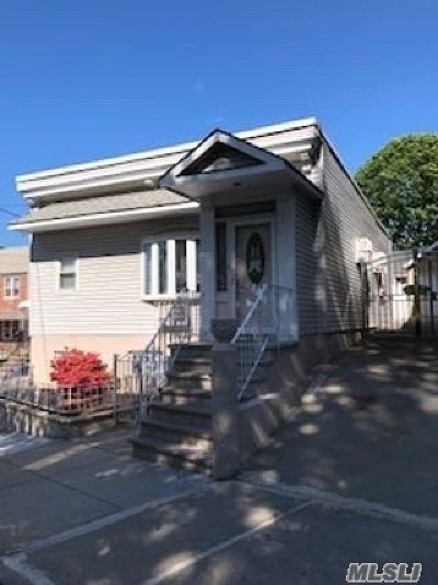 Woodside Single Family Home For Sale: 51-61 72 St