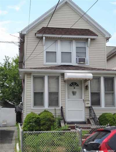 Ozone Park Multi Family Home For Sale: 105-24 89th Street St