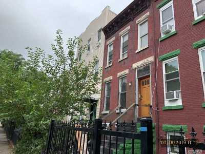 Brooklyn Multi Family Home For Sale: 293 Macdougal St
