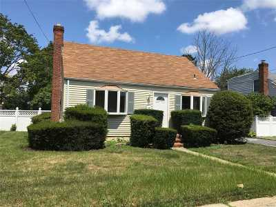 Massapequa Single Family Home For Sale: 10 Plymouth Dr