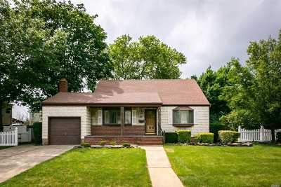 Farmingdale Single Family Home For Sale: 31 Frank Ave