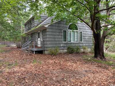 Hampton Bays Single Family Home For Sale: 161 Upper Red Creek Rd