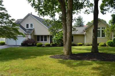 Farmingville Single Family Home For Sale: 33 Faculty Ln